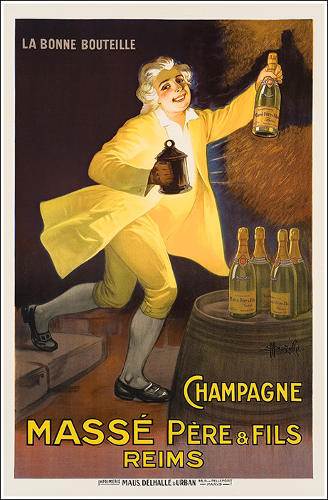 Champagne-Masse