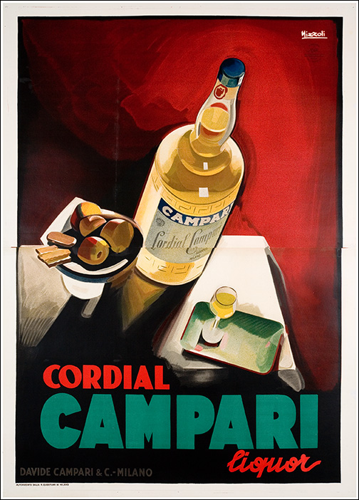 Cordial Campari-Nizzoli BIG