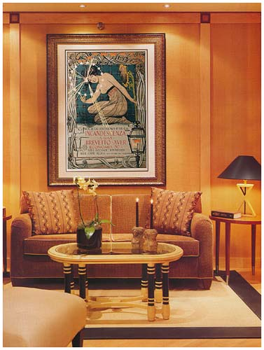 L 39 image manifesto decorazione d 39 interni poster vintage - Decorazione di interni ...