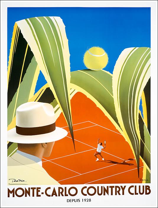 monte carlo country club tennis galleria l 39 image. Black Bedroom Furniture Sets. Home Design Ideas