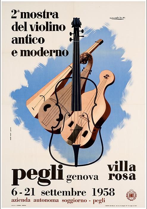 pegli, mostra del violino antico e moderno - l'image gallery - Soggiorno Antico Moderno 2