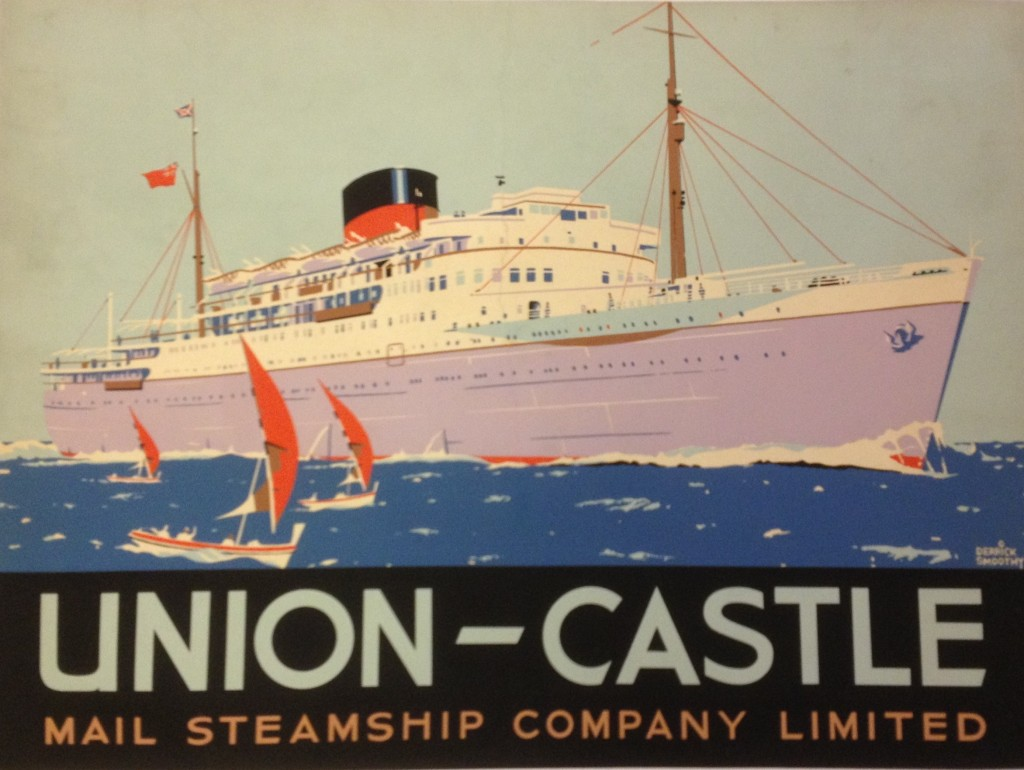 Union Castle Mail Steamship Company Ltd L Image Gallery