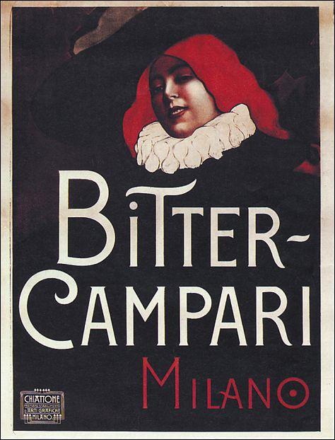 Libreria Liberty Prezzo : Bitter campari milano galleria l image