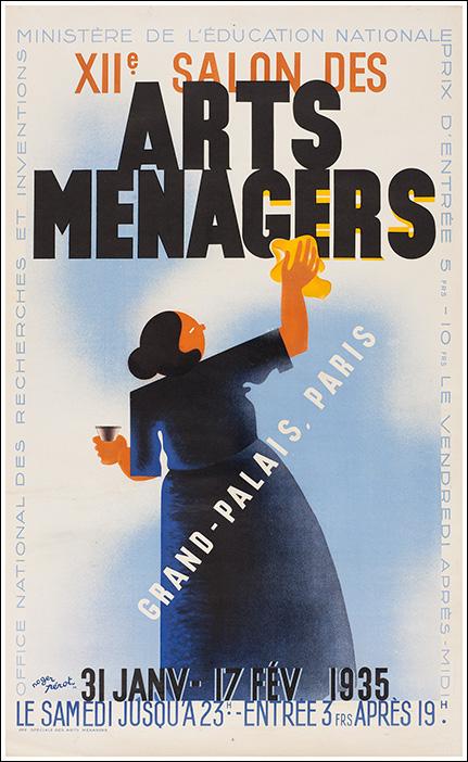 Salon des arts menagers grand palais paris galleria l 39 image - Salon des arts creatifs paris ...