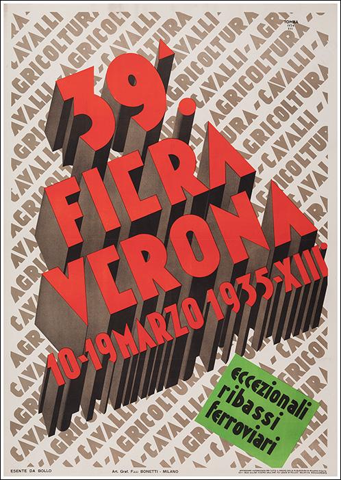 Fiera di verona 1935 galleria l 39 image for Fiera arredamento verona