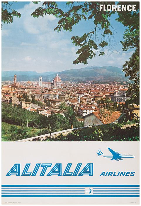 Alitalia Florence