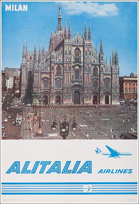 Alitalia Milan