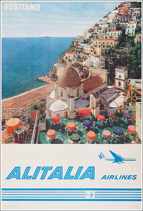 Alitalia Positano