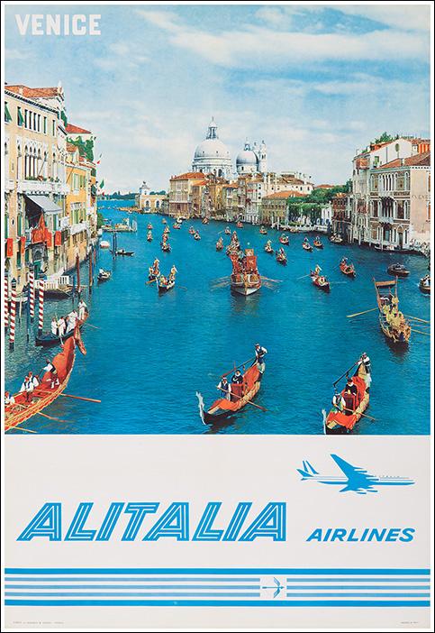 Alitalia Venice