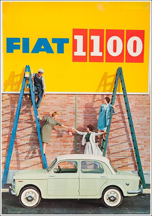 FIAT 1100 scala